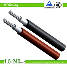 Professional OEM/ODM Factory Supply 6mm2 DC Solar Cable