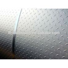 5754 5083 Aluminium Tread Plate Price Per Ton