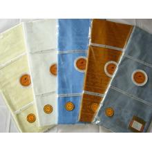FEITEX 100% algodón brocado de Guinea tela de jacquard africano damasco stock mejor precio 10 yardas / bolsa