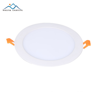 Hot sale modern cheap recessed square emergency light led panel 3w