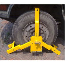 Stainless Steel Car Steel Tyre Truck Wheel Clamp