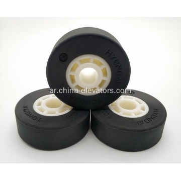 Step Roller for Hyundai Escalators 76 * 25mm
