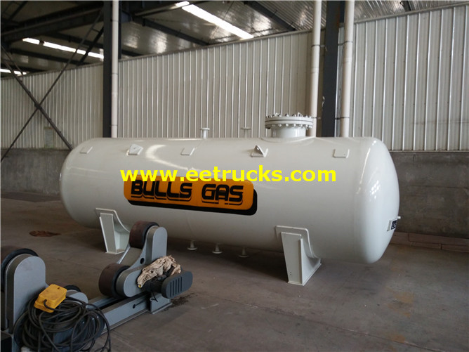 20 CBM Horizontal LPG Tanks