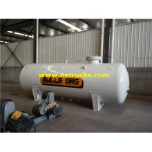 20 kleine horizontale LPG-Tanks von CBM