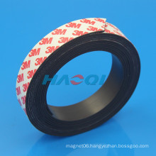 soft rubber magnet rolls with adhesive