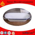 Plat à tarte oblong traditionnel Sunboat