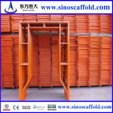 Frame Scaffolding Used in Construction