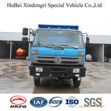 12cbm 13cbm 14cbm Euro 4 Dongfeng Garbage Collection Delivery Disposal Dump Truck