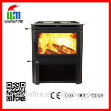 Indoor Wood Burning Stoves inserts para la venta