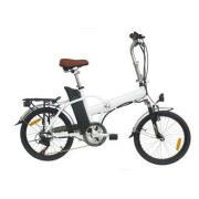 Environmental Folding Electric Bike Alloy 36 Voltage 250W m