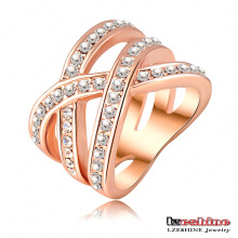 Cross Women Rings Jewelry Bague Femme (Ri-HQ0120)