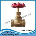Brass Compression Stop Valve (V23-203)