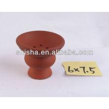 nargile hookah shisha clay bowl