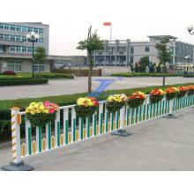Clôture municipale de rue avec le poteau de pêche (TS-LS63)
