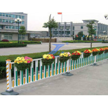 Street Municipal Fence with Peach Post (TS-LS63)