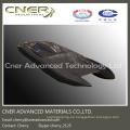 La venta caliente modificó 3K las piezas brillantes / mates de la fibra de carbono en buena calidad