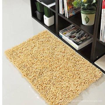 lavável na máquina antiderrapante borracha área tapete tapete pad
