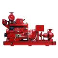 Дизельные пожарные насосы для аэропорта и нефтехимической и электростанции