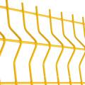 Barrière de cintrage de triangle chaud pour le jardin