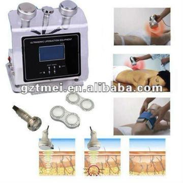 TM-660 4 in 1 Ultraschall-HF-Liposuktion Gewichtsverlust Kavitation