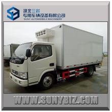 Dongfeng 4X2 95HP Ice Cream Refrigerator Van Truck