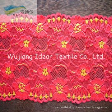 Tecidos de rendas de vestuário feminino