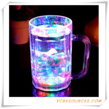 2015 Color Changing Promotional LED Cup Colorful Pub Party Carnival LED Flashing Cups 285ml Colorful LED Flash Cup (DC24019)