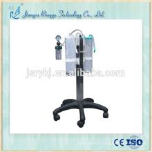 Bidon d'aspiration médicale de 3000 ml sans filtre d'arrêt et solidificateur homologué CE ISO