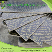 Golden Supplier 12mm 15mm 18mm Film Faced Construction Shuttering Plywood