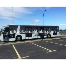 13.8M 120 person loading airport shuttle buses /ferry bus / Ferry Coach /airport passenger transport bus/ airport bus