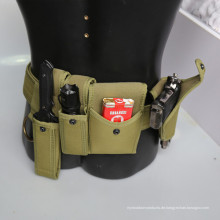 045 taktische Gürtel vierteilige Anzug militärische Gürtel