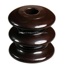 Isolateur de manille en porcelaine basse tension (ED-2C)