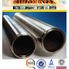Material sem emenda do tubo do titânio de ASME Sb 338 Gr5 / Gr2