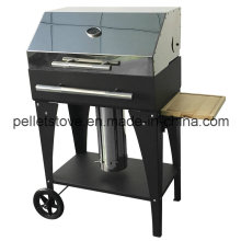 Easy Use and Move Pellet BBQ