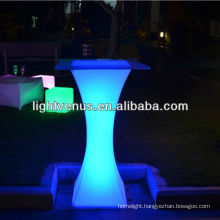 fresh developed long distance control color changing factory direct sale rechargeable led light furniture bar