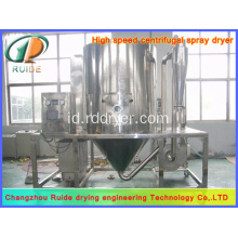 Potasium fluoride spray drying tower