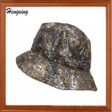 Galáxia Outdoor Unisex 100% Algodão Bucket Hat