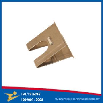 Metal Little Connector Part Clip de fijación de alta calidad de alta calidad