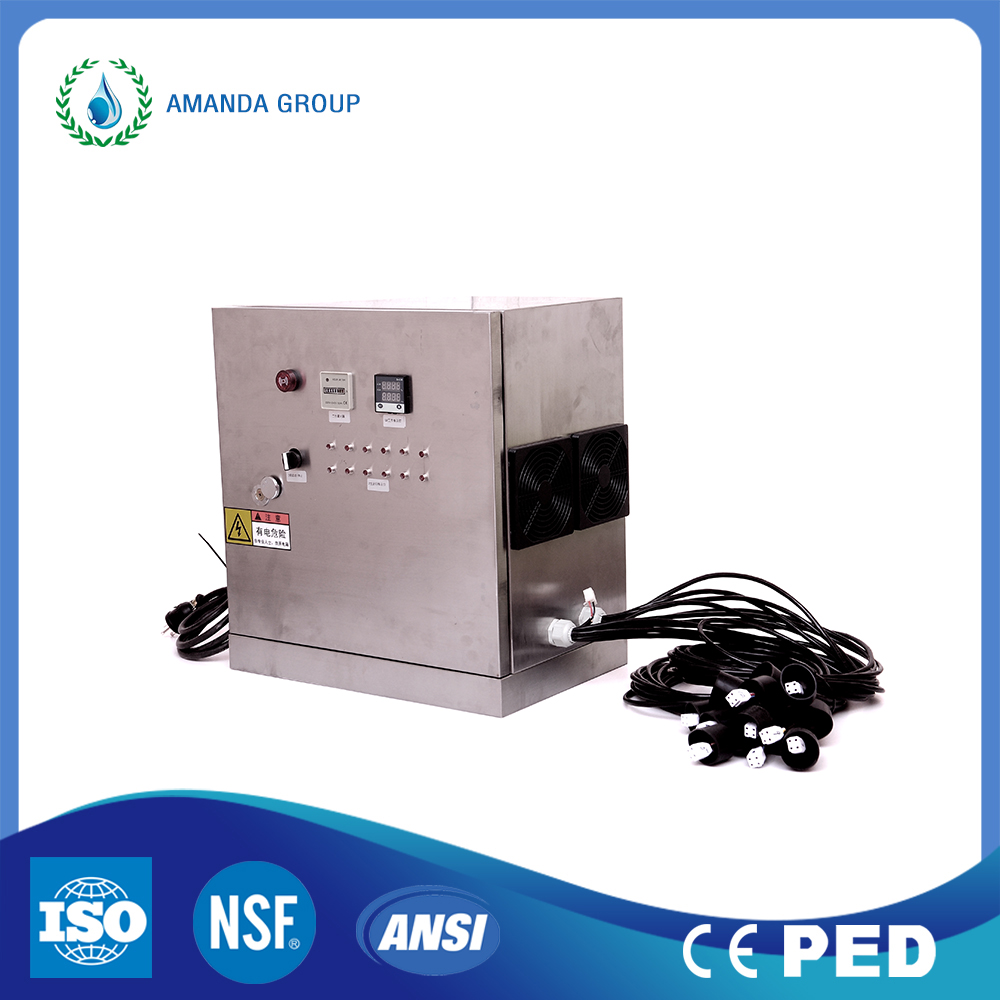 Ultra Violet UV Sterilizer For Water Disinfection