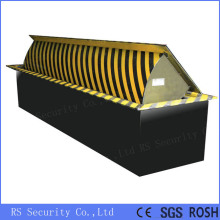 IP68 Automatic Rising Curbs Road Blocker Systems