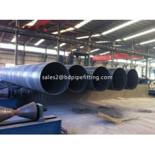 ASTM A53 Gr. Tuyau d'acier sans couture de carbone B