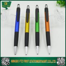 Новые рекламные предметы для подарков 2015 Пластиковая сенсорная ручка
