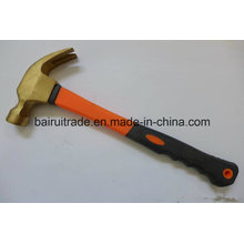 0.5kg Claw Copper Hammer for China