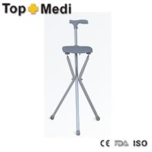 Spezielle Design Handicapped Walking Cane für Behinderte Menschen