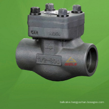 Compact Steel Piston Check Valve (GAH61H)