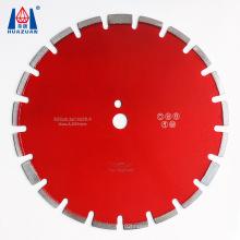 400mm 16in Laser asphalt cutting disc diamond circular saw blade