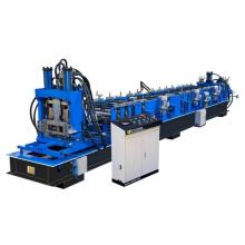 Steel CUZ Purlin Roll Forming Machine
