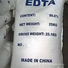 White Powder 99.5% EDTA para grado industrial