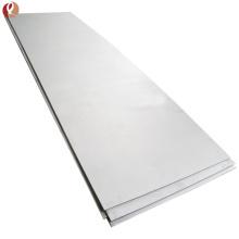 Feuille / plaque de niobium de haute qualité prix avec pureté 99.95% en stock