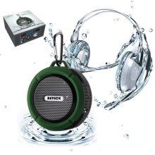Best quality Low price for Waterproof Bluetooth Speaker Portable Audio Player Mobile Phone Battery Subwoofer Speaker export to Guinea Factories
